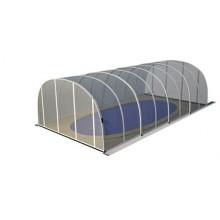 Высокий тип павильона для бассейна OMEGA