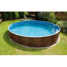 Сборный наземный бассейн Mountfield Azuro 400DL (3,6м \ 11000л) без фильтрации