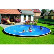 Сборный наземный бассейн Mountfield Azuro 401DL (4,6м \ 18000л) с фильтром Azuro 2500