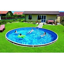 Сборный наземный бассейн Mountfield Azuro DE LUXE 403DL (5,5м \ 28000л)