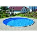 Сборный наземный бассейн Mountfield Azuro DE LUXE 406DL (6,4м \ 39000л)