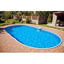 Сборный наземный бассейн Mountfield Azuro DE LUXE 407DL (9,1х4,6м \ 45000л)