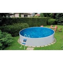 Сборный наземный бассейн Mountfield Azuro 240 с фильтром Azuro 2000
